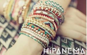 Pulseiras vendidas em Ipanema viram sucesso na Riviera Francesa