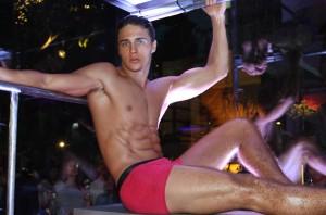 Calvin Klein Underwear e Glamurama juntas no Copacabana Palace