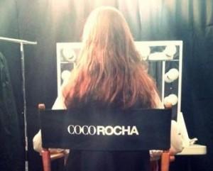 Sabe por quê Coco Rocha está longe das passarelas de NY?