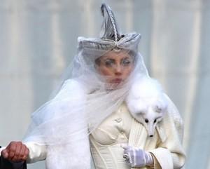 """""""Lady Gaga não tem coração"""", diz Peta sobre a cantora usar pele"""