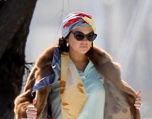"""Saiu o trailer de """"Liz & Dick"""", com Lindsay Lohan como Liz Taylor"""