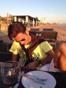 Sergio K mais uma turma boa de glamurettes está em Punta del Este