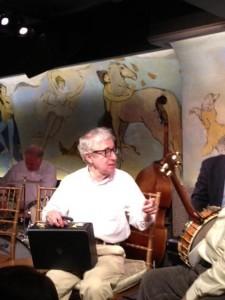Glamurama teve a honra de conferir o show de Woody Allen em NY