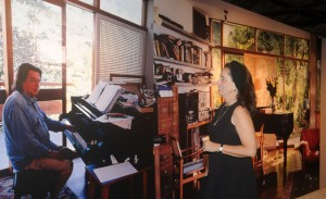 Família de Tom Jobim inaugura exposição sobre o maestro no Rio