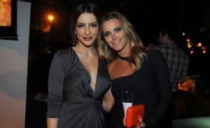"""Elenco de """"Salve Jorge"""" na festa de lançamento da novela, no Rio. Vem ver!"""