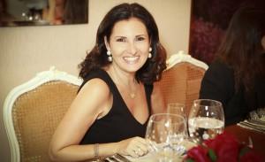 Jantar de Izabel Pereira para convidadas da Revista PODER