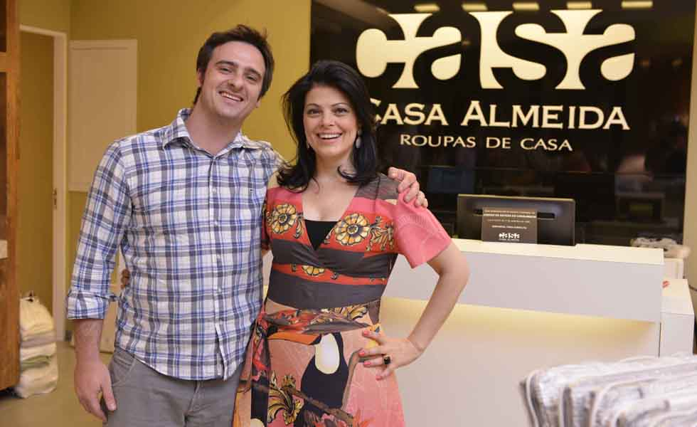 003a64817f Marca de homewear Casa Almeida abre loja no shopping Villa Lobos ...