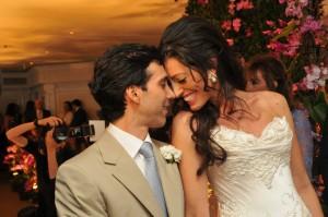 Os detalhes do casamento de Tatiana Monteiro de Barros