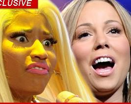 """Nicki Minaj diz que briga no """"American Idol"""" foi armação de Mariah Carey"""