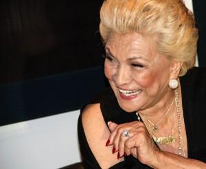 Hebe Camargo: um dos maiores acervos de joias do Brasil. Gracinha!