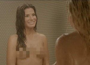 Sandra Bullock aparece nua em programa de TV dos Estados Unidos