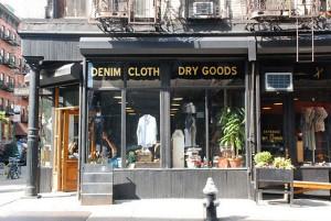 Canal NY: Earnest Sewn, loja de mil e uma utilidades