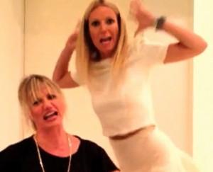MC Gwyneth Paltrow e DJ Cameron Diaz? Vem conferir essa história!