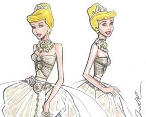 Princesas da Disney vestem Valentino, Marchesa e outras marcas. Às imagens!
