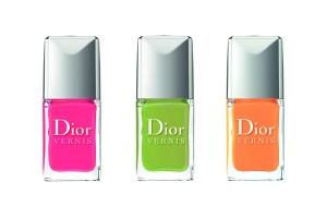 Dior lança coleção de esmaltes coloridos para as férias