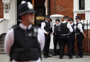 Julian Assange rende a Scotland Yard um gasto de US$ 17 mil por dia