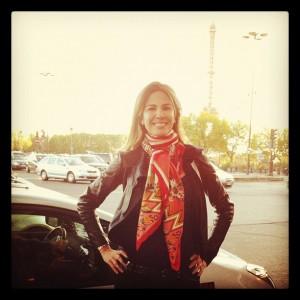 Luciana Gimenez interrompe férias em Paris para se despedir de Hebe
