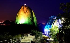 Festa relembra época em que nada era proibido no Morro da Urca