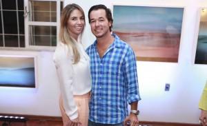 Gabriel Nehemy e Giovanna Nucci expõem juntos em SP