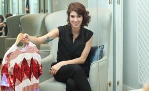 Topshop faz after hour para lançamento da coleção da estilista Louise Gray