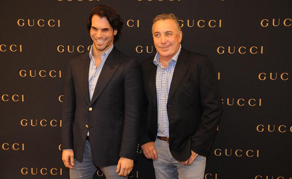 af39330be75f9 Gucci do JK Iguatemi convidou James Franco à cidade. Pode entrar ...
