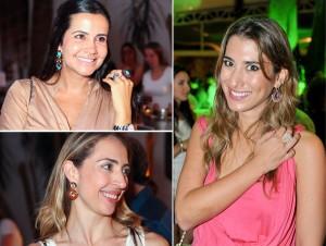 1b5e598e272f1 Glamurettes com joias de Emar Batalha chamam a atenção na festa da J.P