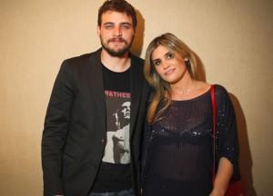 Nasceu Dan, primeiro filho de Carina Duek e Marcelo Stefanovicz