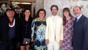 Nomes da cultura brasileira são homenageados em Brasília