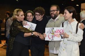 Andrea Beltrão solta a voz em nova comédia musical no Rio