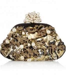 Desejo do dia: a clutch Miss Dea da Dolce & Gabbana. Pra ter já!