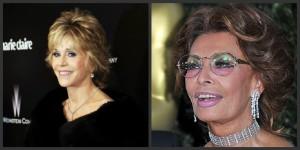 Divas in Rio: sai Sophia Loren entra Jane Fonda. Aos detalhes!
