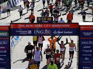 Maratona de Nova York é cancelada por causa de Sandy