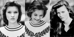 Fotos do início de carreira de Kate Moss vão a leilão. O valor de cada?