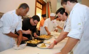 Incidente na cozinha prova: chefs de restaurantes hype do Rio são parceiros