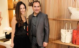 Glamurettes inauguram loja da LV e comemoram com almoço em Punta