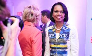 Condoleezza Rice discute temas femininos na Casa Fasano