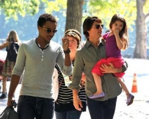 Com filhos a tiracolo, Tom Cruise revela os planos para o Natal