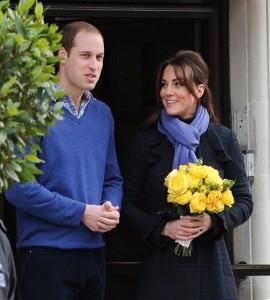 Kate Middleton deixa hospital após complicações na gravidez