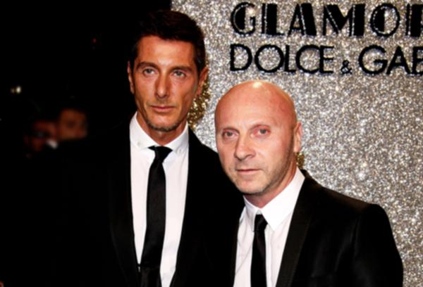 7157ced3c9c0b 74120992LS067 Cannes Dolce  Stefano Gabbana e Domenico Dolce podem ir para  a cadeia