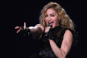 Os números confirmam: Madonna se mantém como a rainha do pop