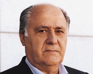 Bilionário espanhol Amancio Ortega está longe de viver a crise econômica