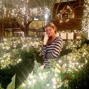 Ana Beatriz teve um imprevisto às vésperas das festas de fim de ano