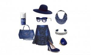 Glamurama elegeu cinco cores para pintar o fim de ano – a primeira é o azul!