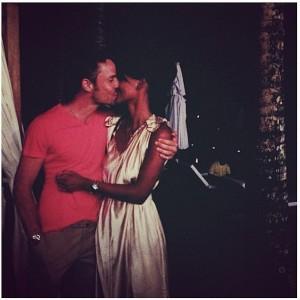 Momento Instagram do casamento de Emanuele de Paula na Bahia
