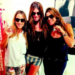 Bianca Brandolini está no Rio em busca do look perfeito para o verão