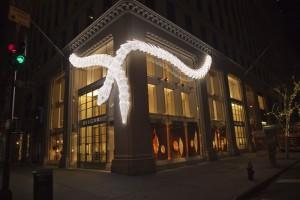 Bulgari ilumina a 5ª Avenida em Nova York. Vem ver o resultado