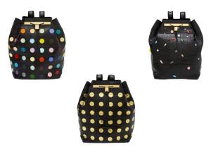 Irmãs Olsen lançam coleção especial de mochila com Damien Hirts. Saiba!
