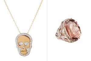 Venda especial de joias das designers Mariana Berenguer e Syomara Crespi