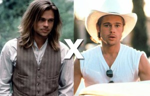 Vote nos melhores e piores momentos dos 49 anos de Brad Pitt
