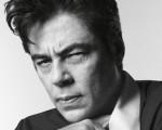 Del Toro e outros atores de Hollywood estrelam campanha da Prada. Ui!